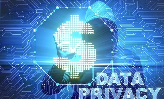 Data privacy concept